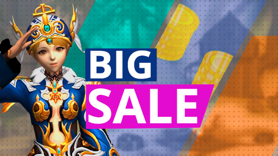 Big Sale - Maio/20