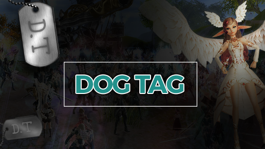 Evento Dog Tag 2020