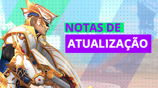 [Patch Note: 870] Sombra Invisível + Polimorfo